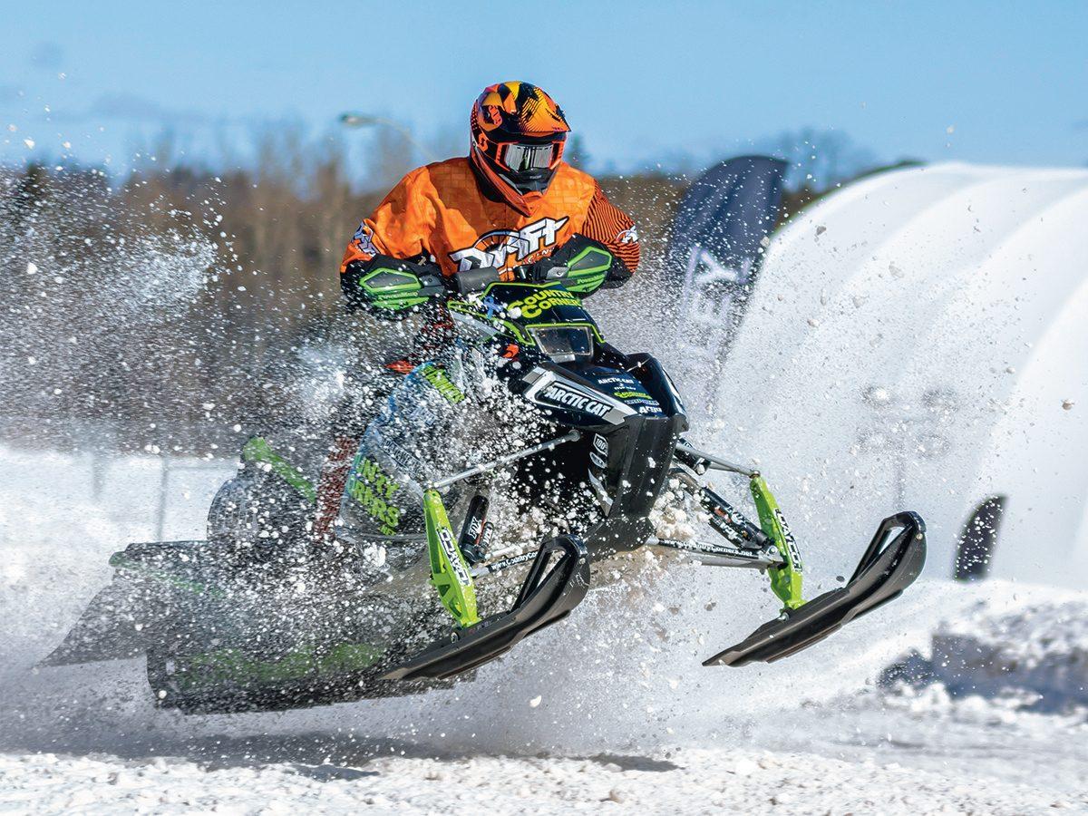 FXR Kawartha Cup Snowcross Race