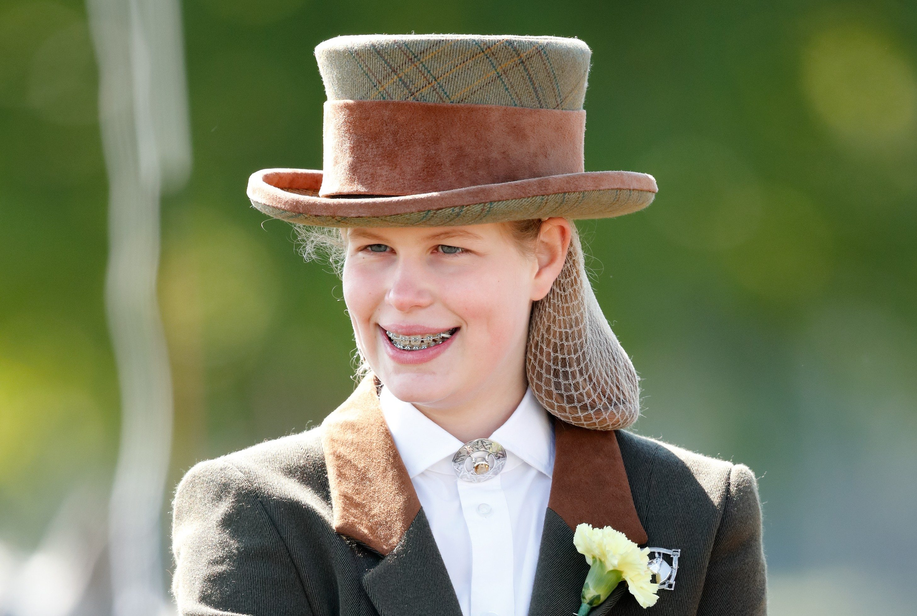 Lady Louise Windsor the queens favorite grandchild