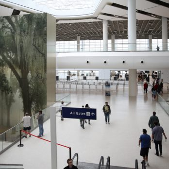 12 New Features You're Going to Start Seeing in Airports