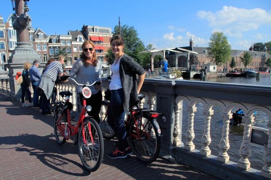 Things to do in Amsterdam - MacBike bicycle rental