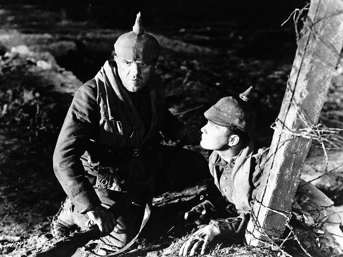 Best Picture Winners Ranked All Quiet On The Western Front