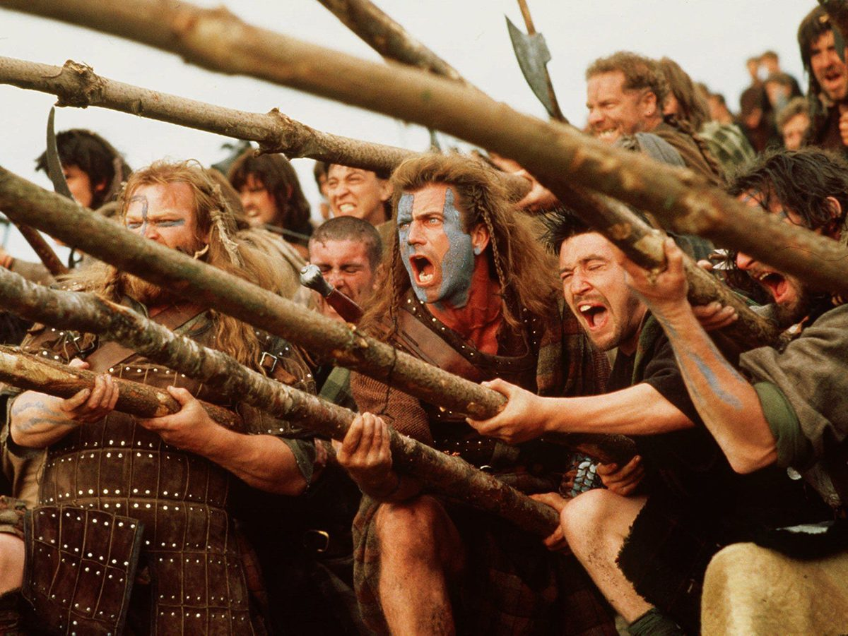 Best Picture Winners Ranked - Braveheart