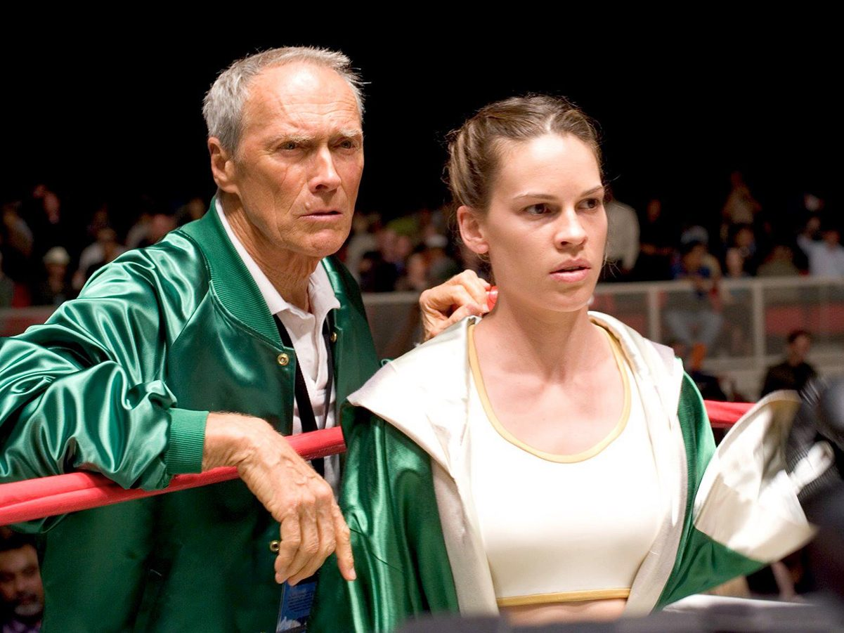 Best Picture Winners Ranked - Million Dollar Baby
