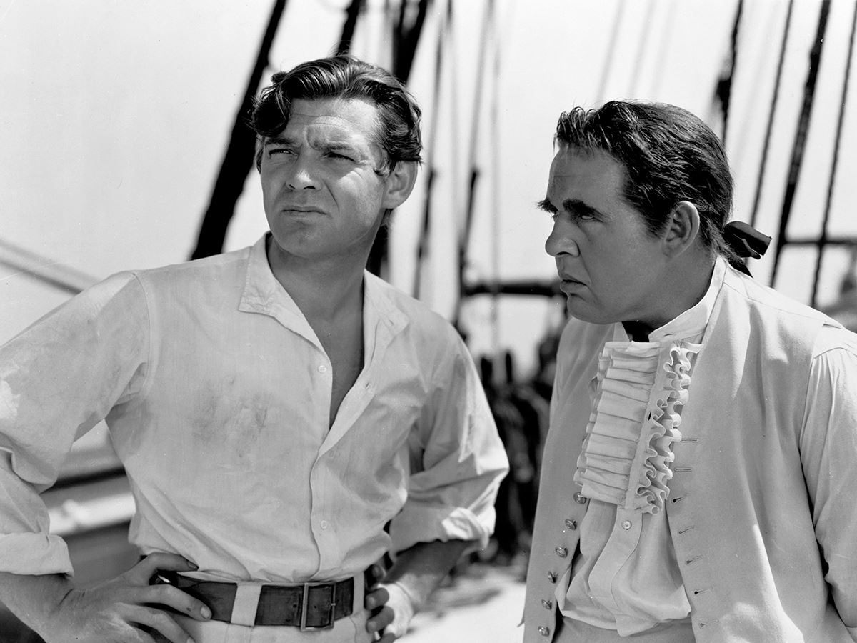 Best Picture Winners Ranked - Mutiny On The Bounty