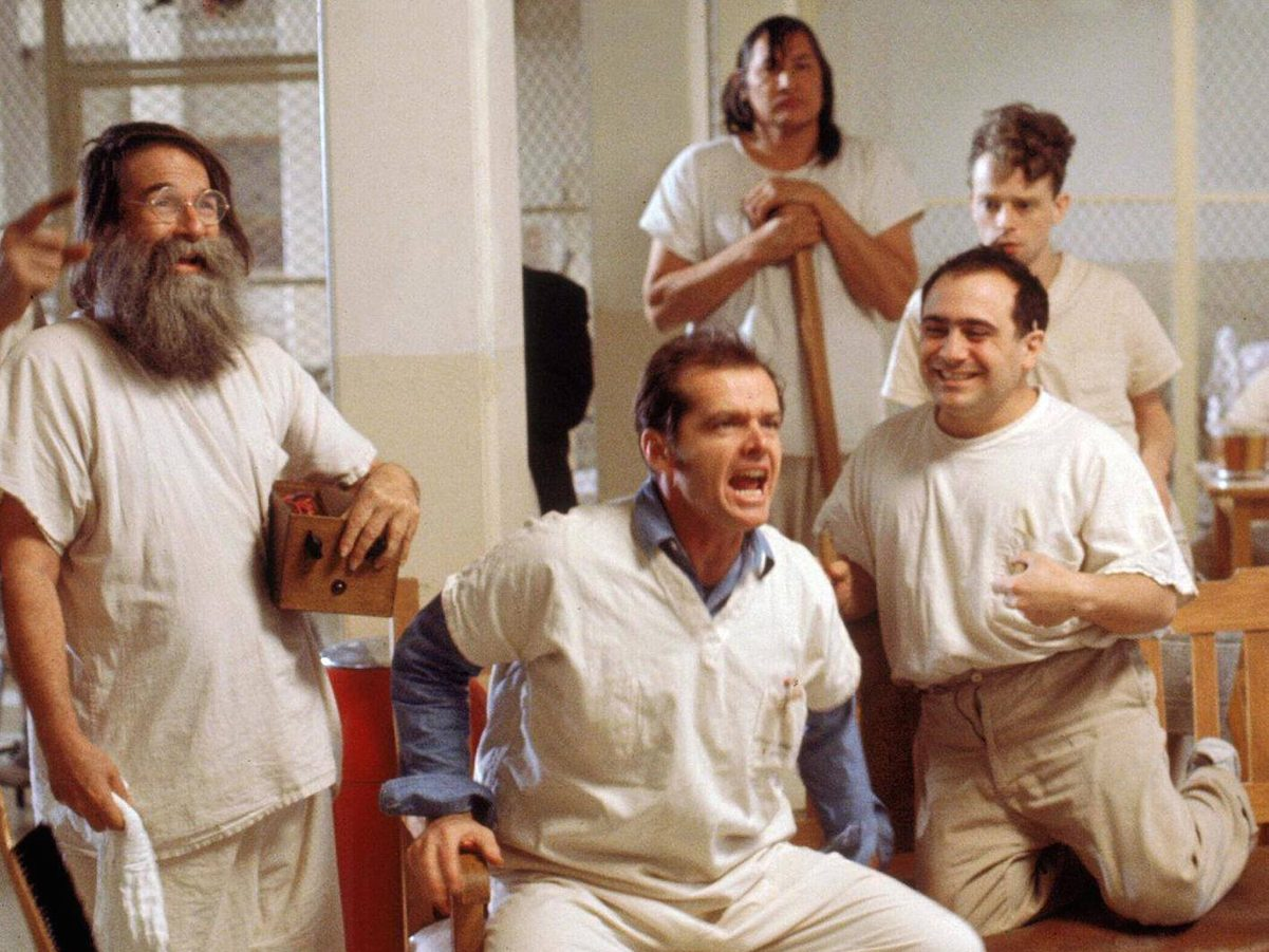 Best Picture Winners Ranked - One Flew Over The Cuckoo's Nest