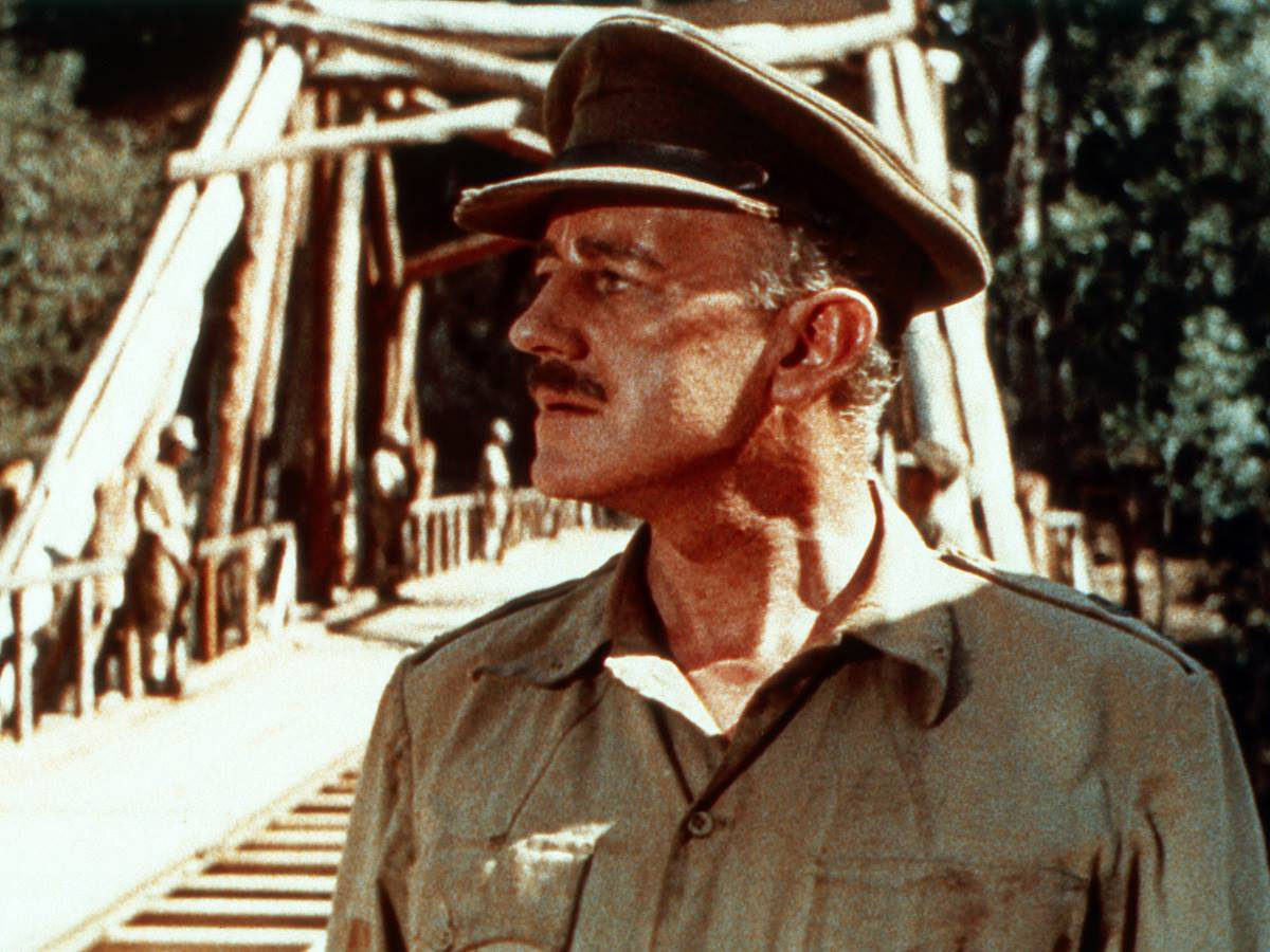 Best Picture Winners Ranked - The Bridge On The River Kwai