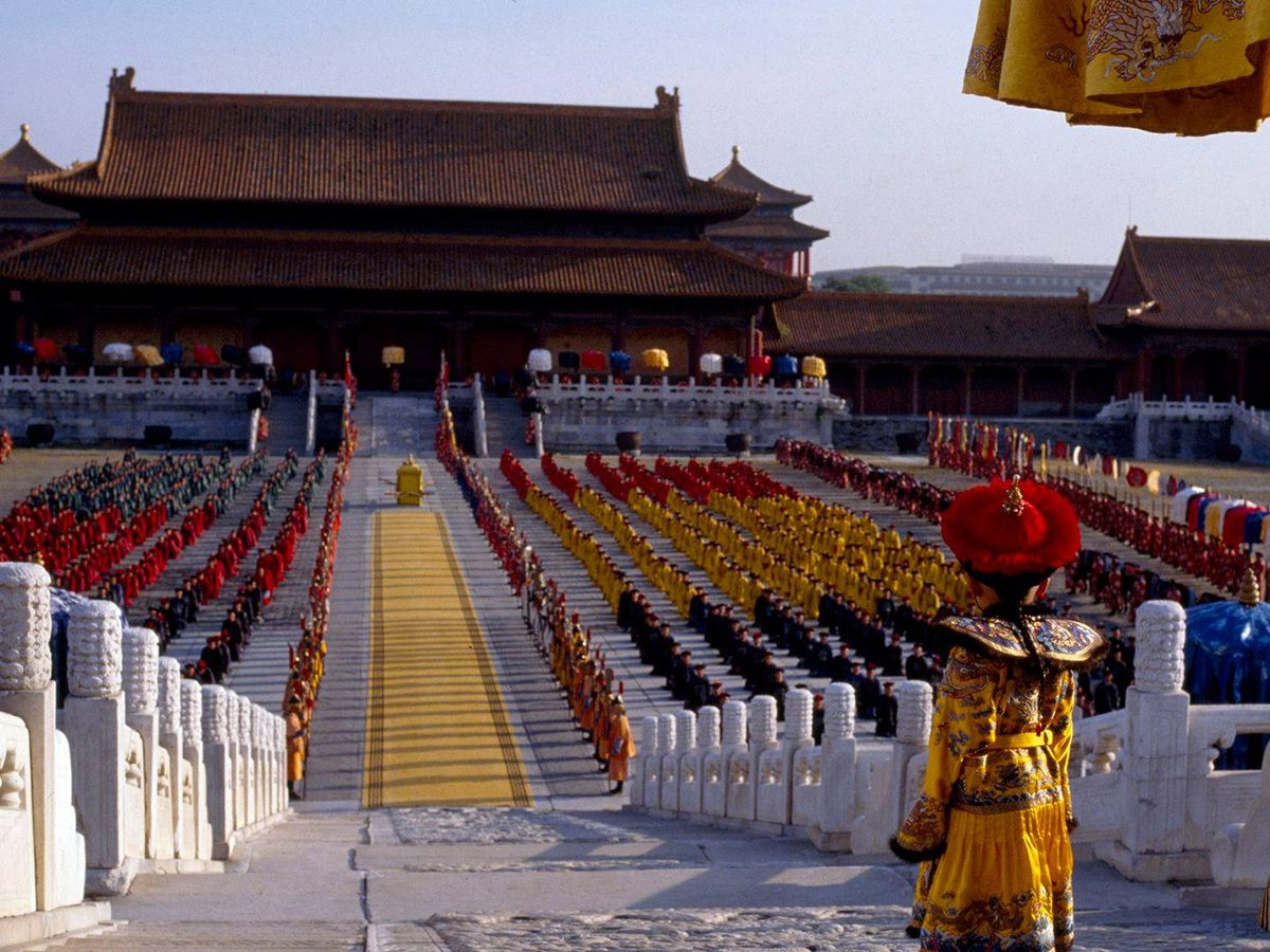 Best Picture Winners Ranked - The Last Emperor