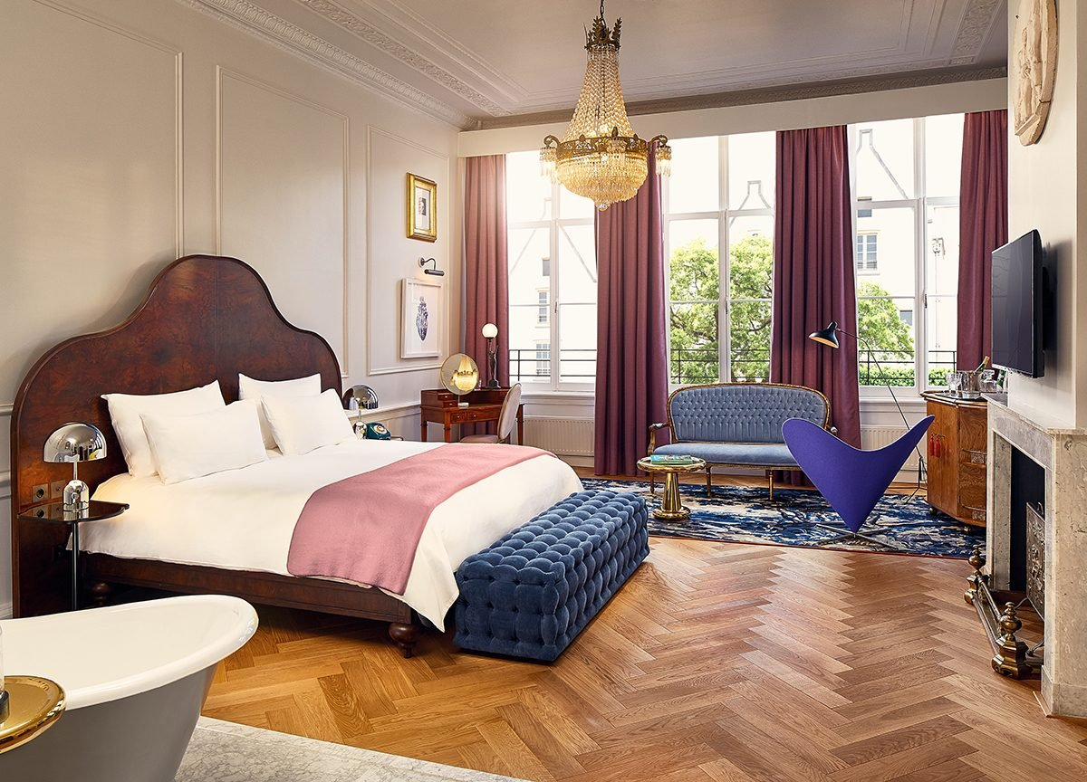 Best place to stay in Amsterdam - Pulitzer Hotel