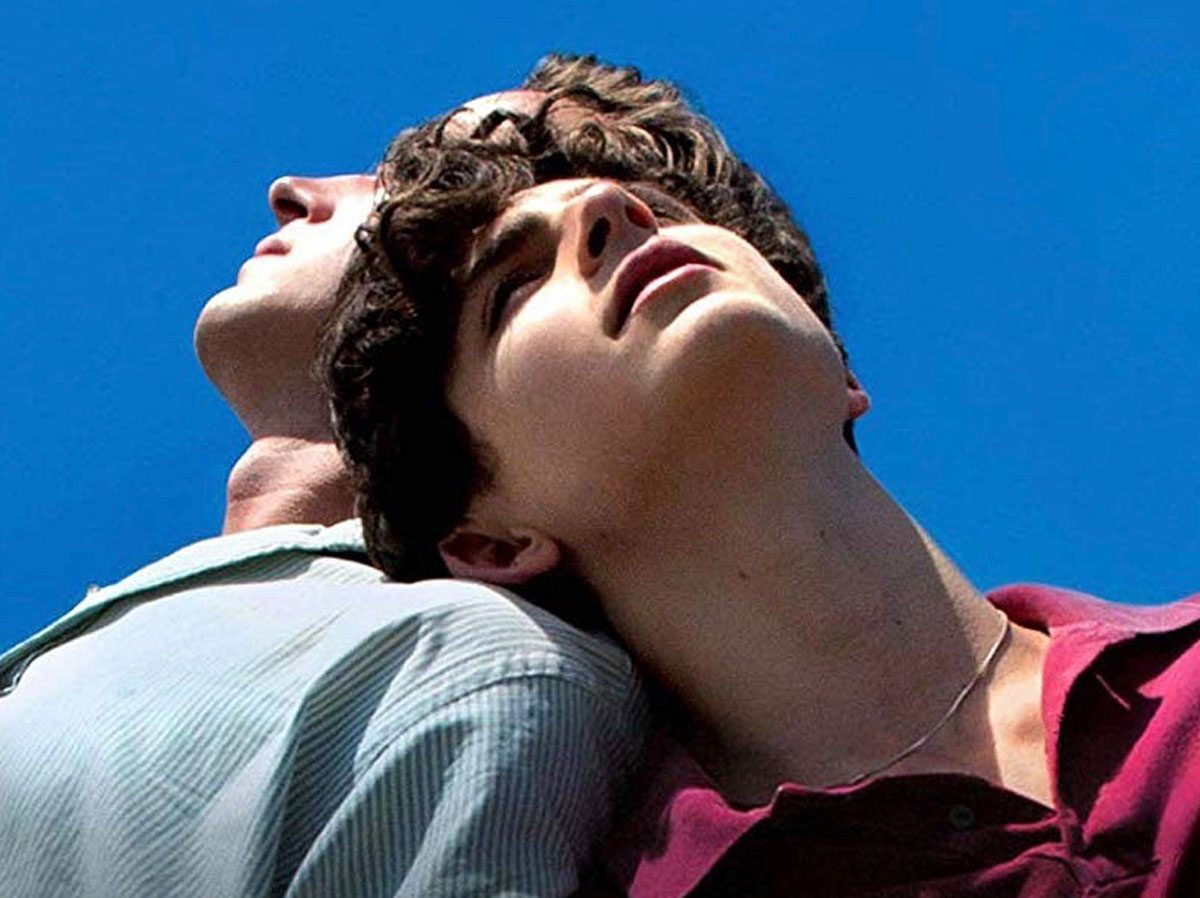 Romantic movies - Call Me By Your Name