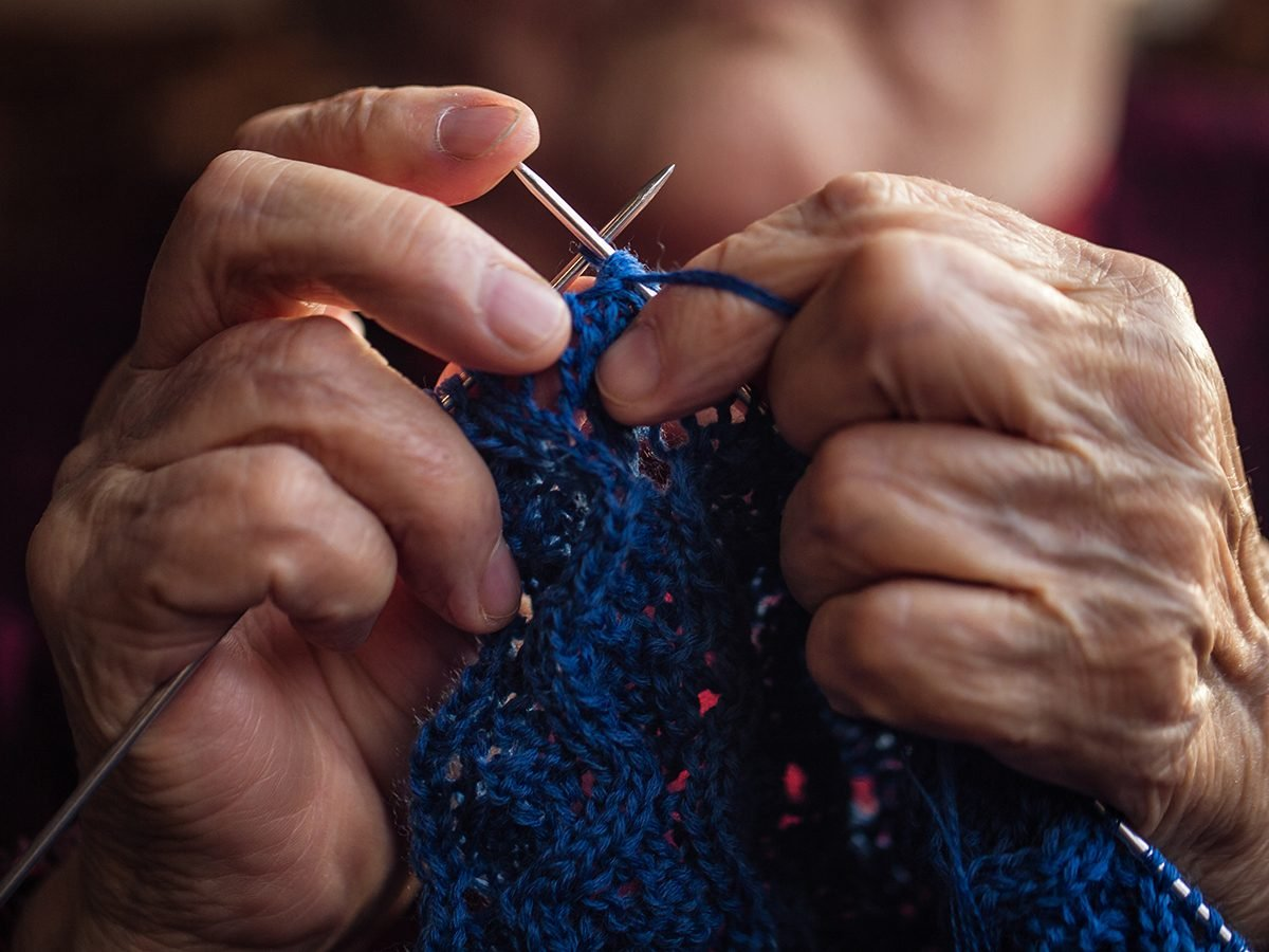 Funniest Readers Digest Jokes - Knitting