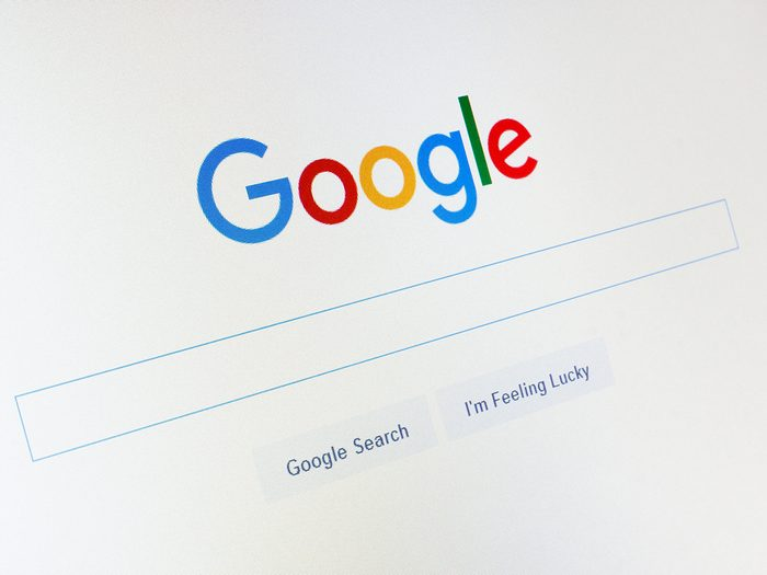 Funny Google Searches - View of Webpage