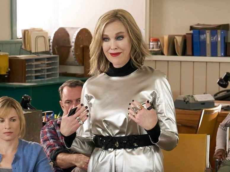 Funny Schitt's Creek quotes - Moira Rose