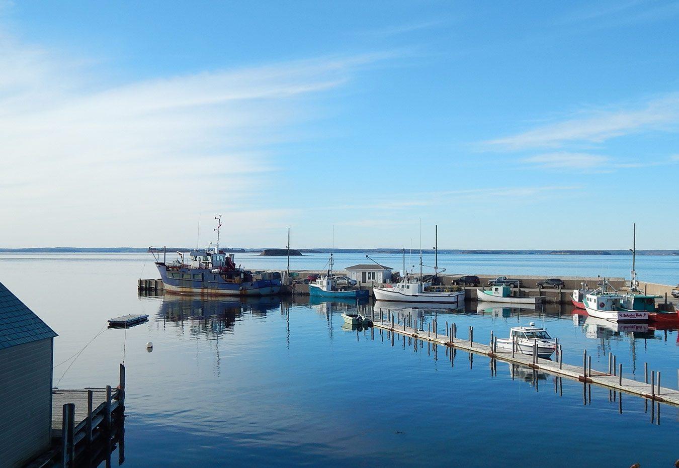My hometown - Tancook Island, Nova Scotia