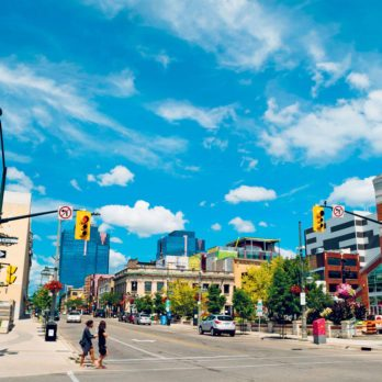 This City is the Most Average Place in All of Canada