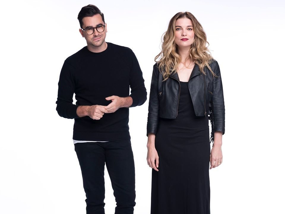 Schitt's Creek quotes - David and Alexis