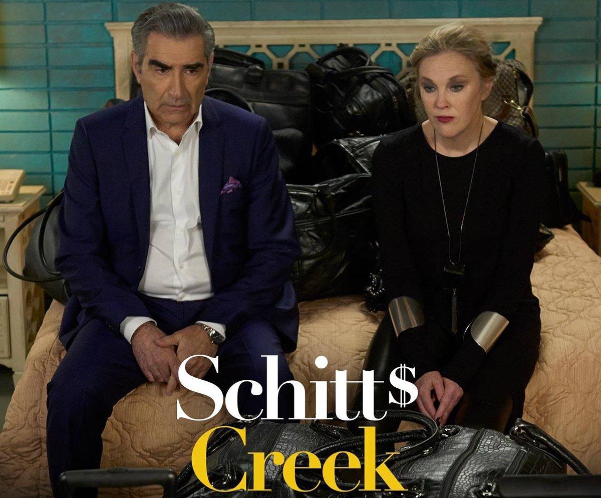 Best Schitt's Creek quotes - Johnny and Moira