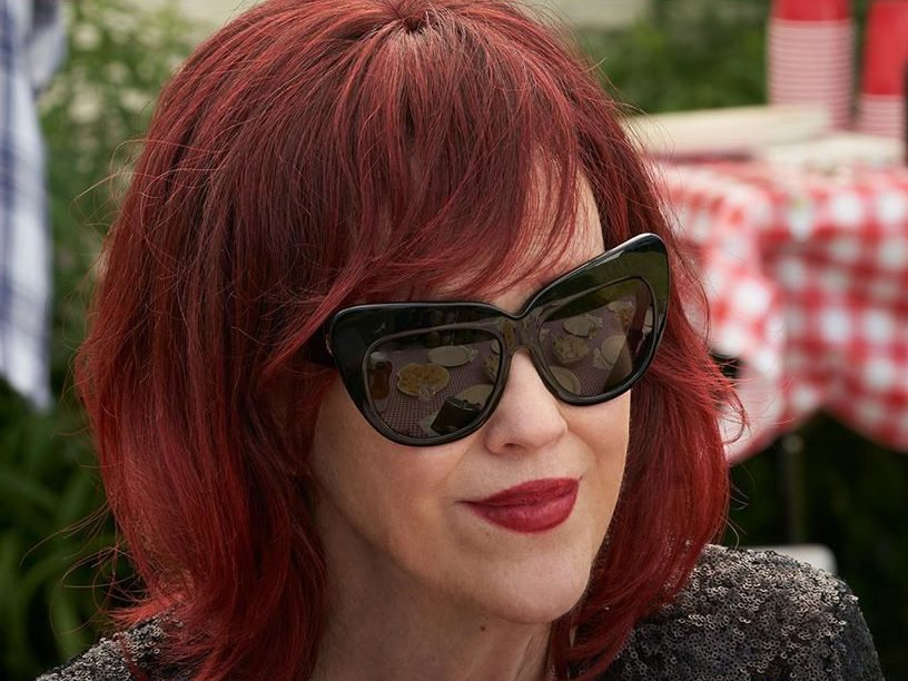 Schitt's Creek quotes - Moira Rose in sunglasses