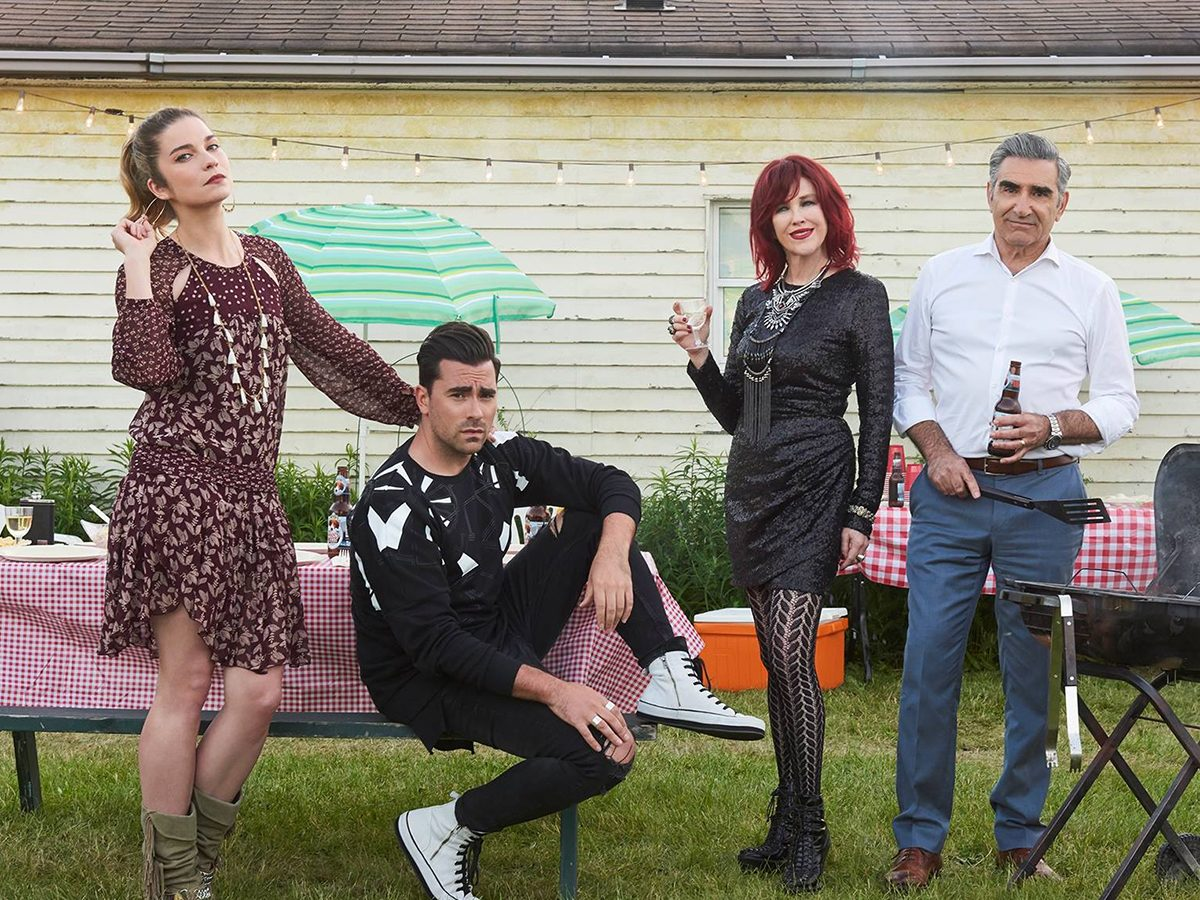 Funny Schitt's Creek quotes - Rose family