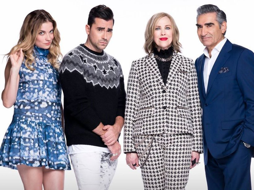 Funny Schitt's Creek quotes - Moira Rose on politics