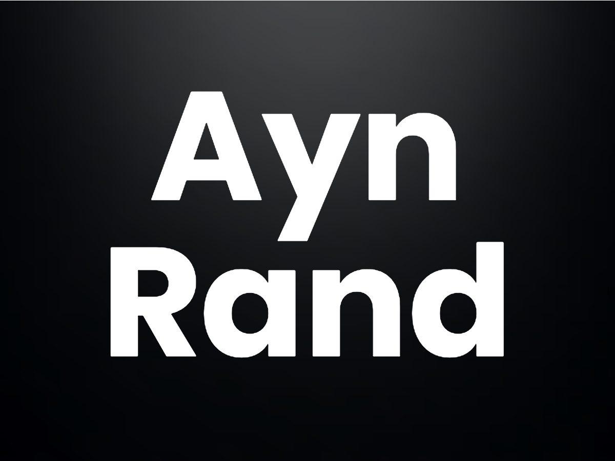 Trivia questions - Ayn Rand