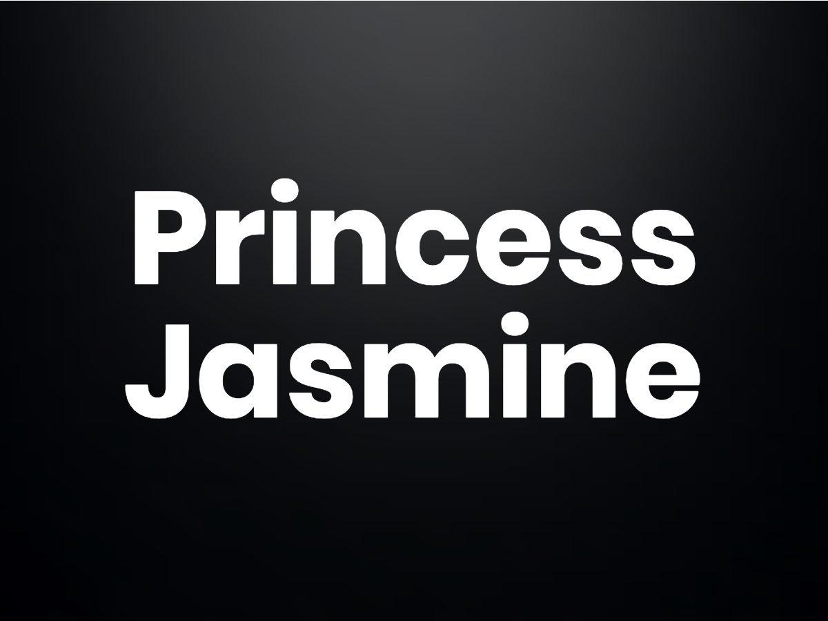 Trivia questions - Princess Jasmine