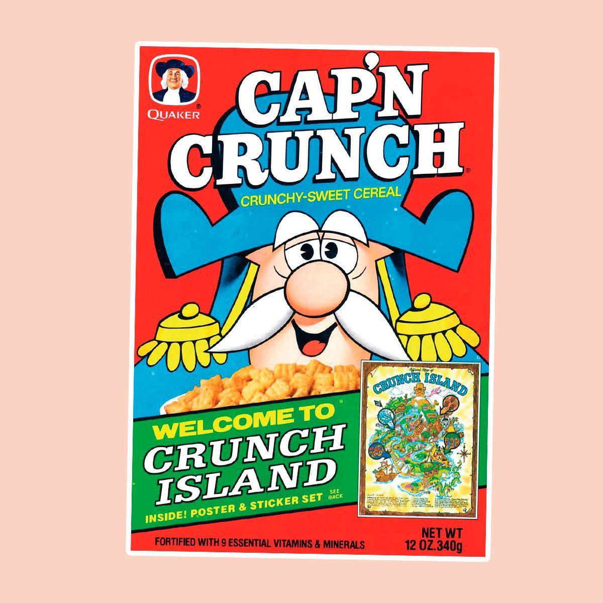 vintage capNcrunch
