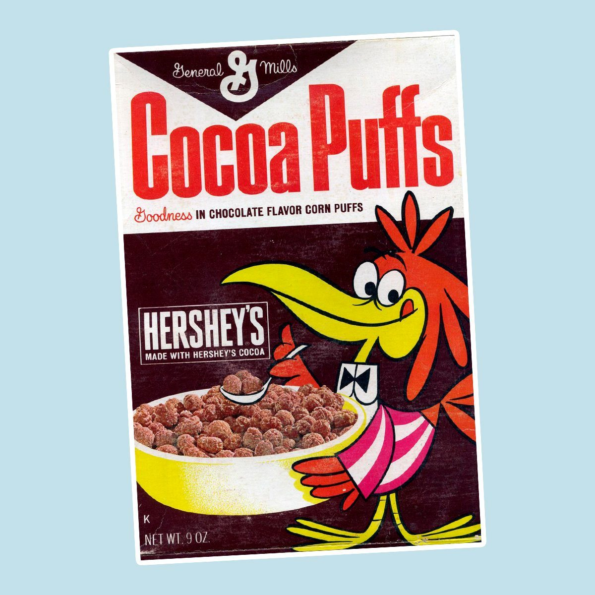 vintage cocoa puffs