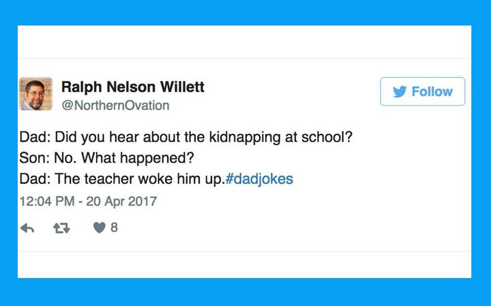 Groan-Worthy-Dad-Joke-Tweets-You-Can't-Help-But-Laugh-At