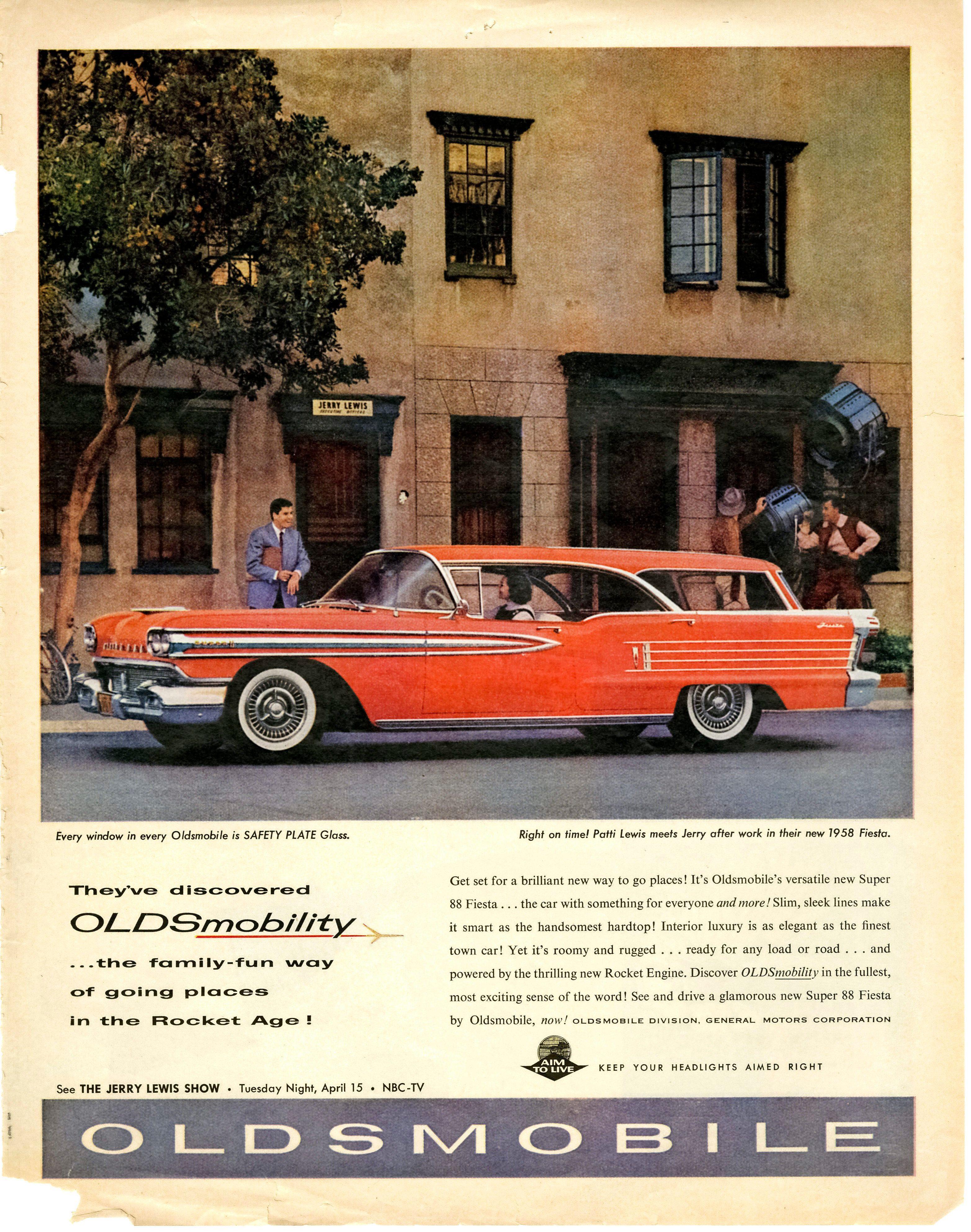 Oldsmobile 88 Fiesta