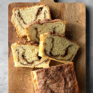 Country Cinnamon Swirl Bread