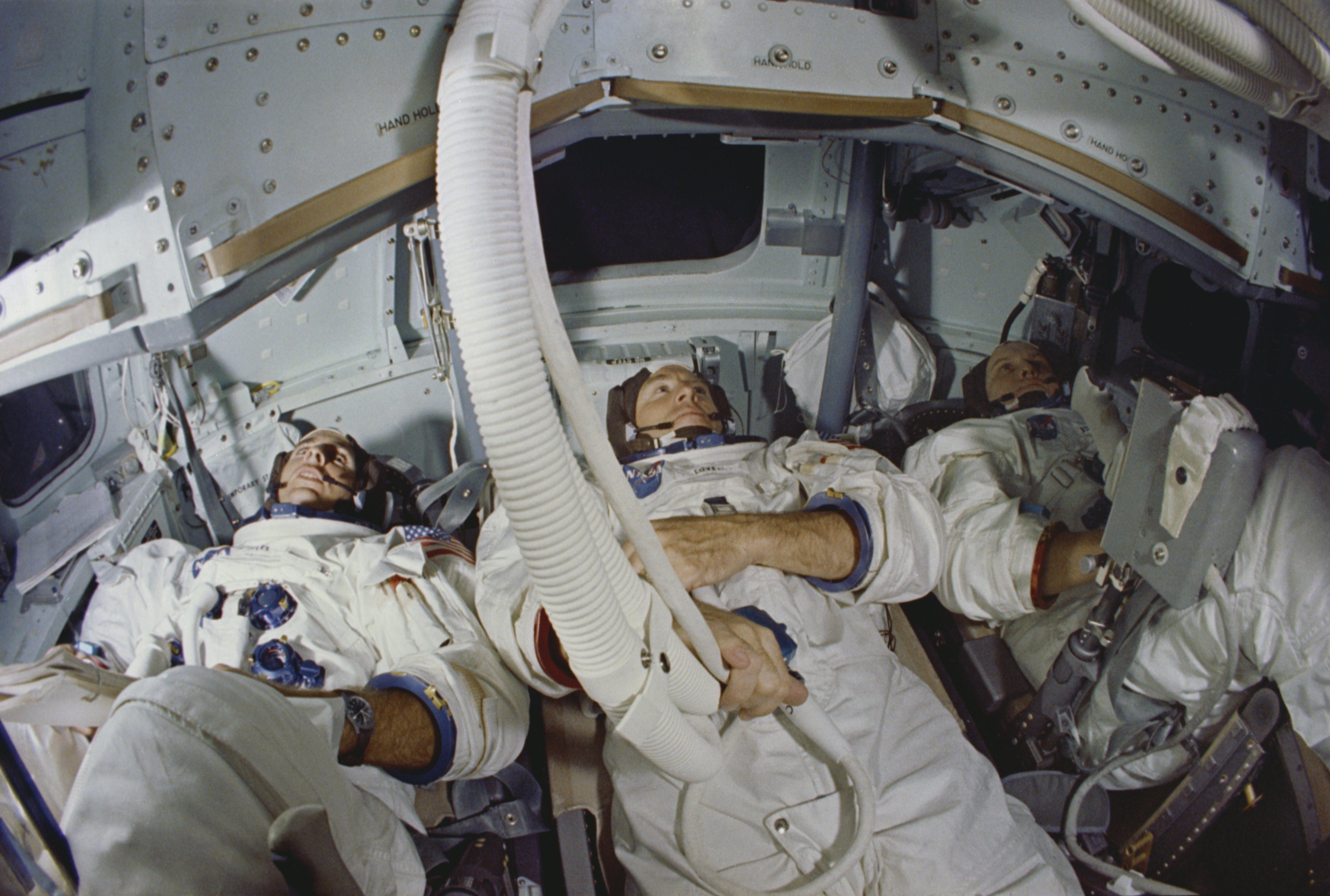 Apollo 13 Crew