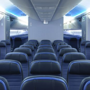 Where to Sit on an Airplane to Avoid Getting Sick