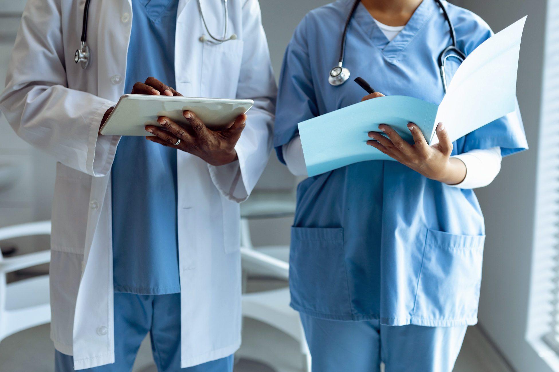 coronavirus and doctors