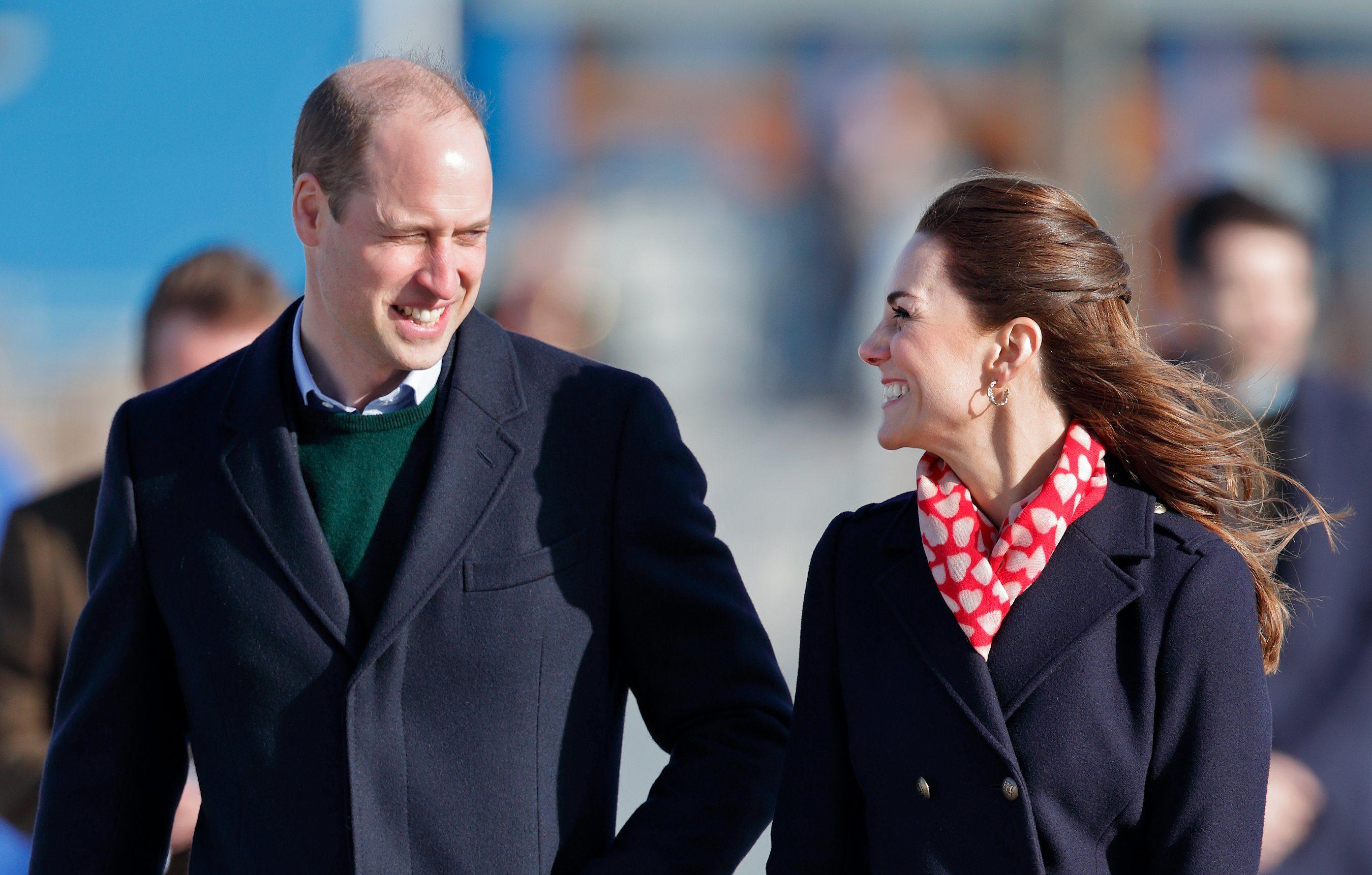 Prince William and Duchess Katherine