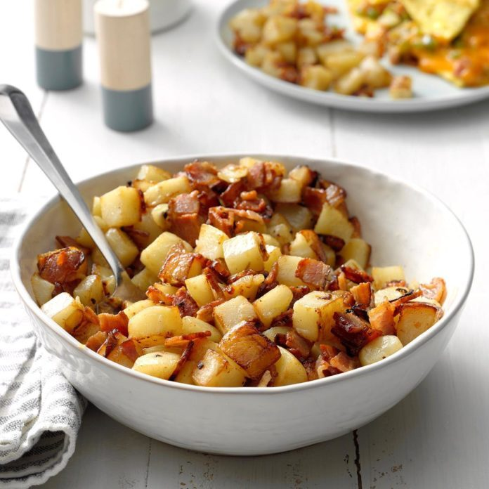 Simple Home Fries