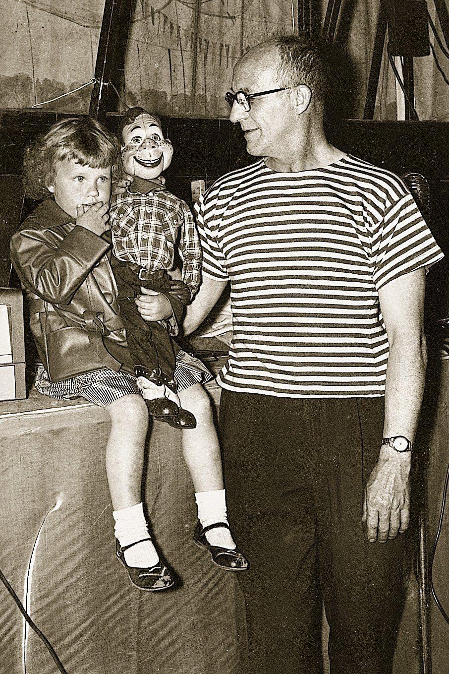 howdy doody vintage photo