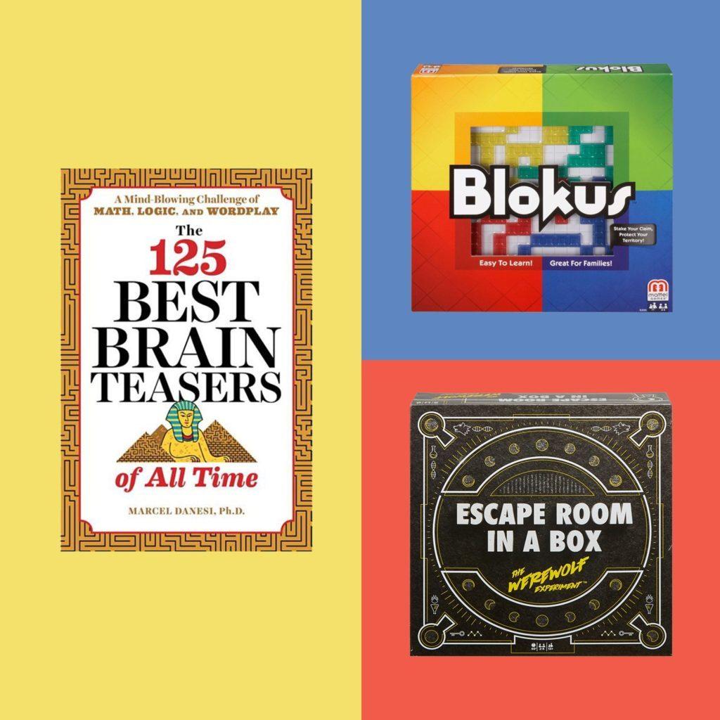 fun games brain games quarantine