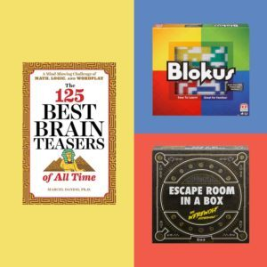 12 Brain Games That Will Help You Get Smarter During Self-Quarantine