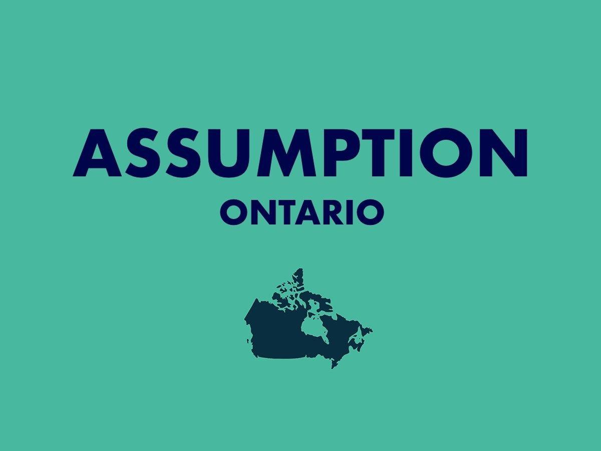 Assumption, Ontario
