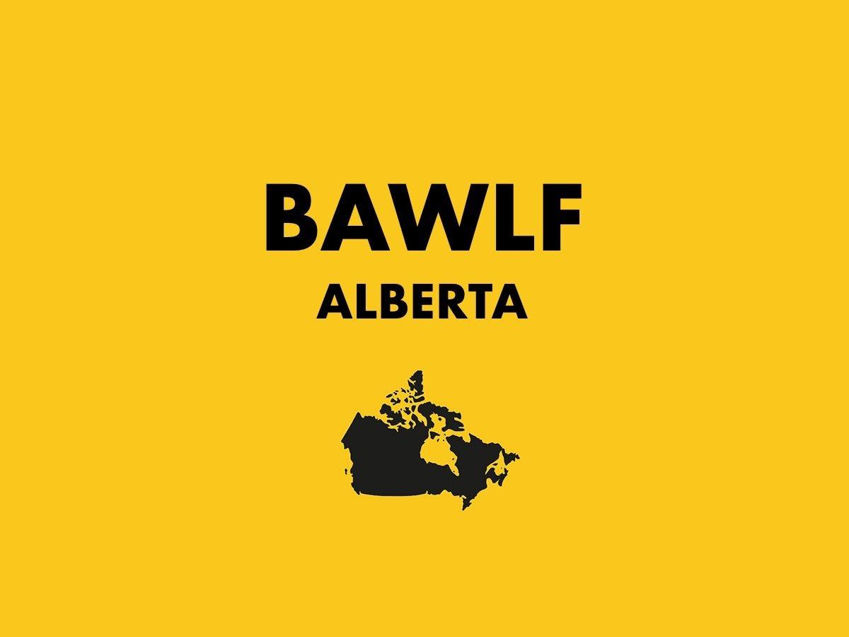Bawlf, Alberta
