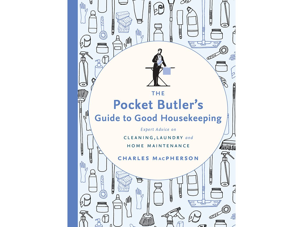 The Pocket Butler's Guide to Good Housekeeping