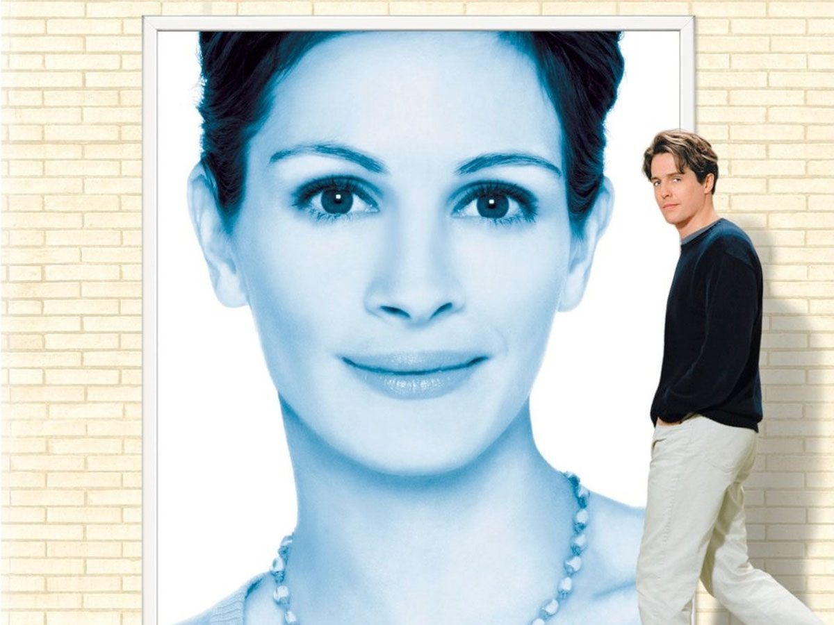 Classic movies on Netflix - Notting Hill