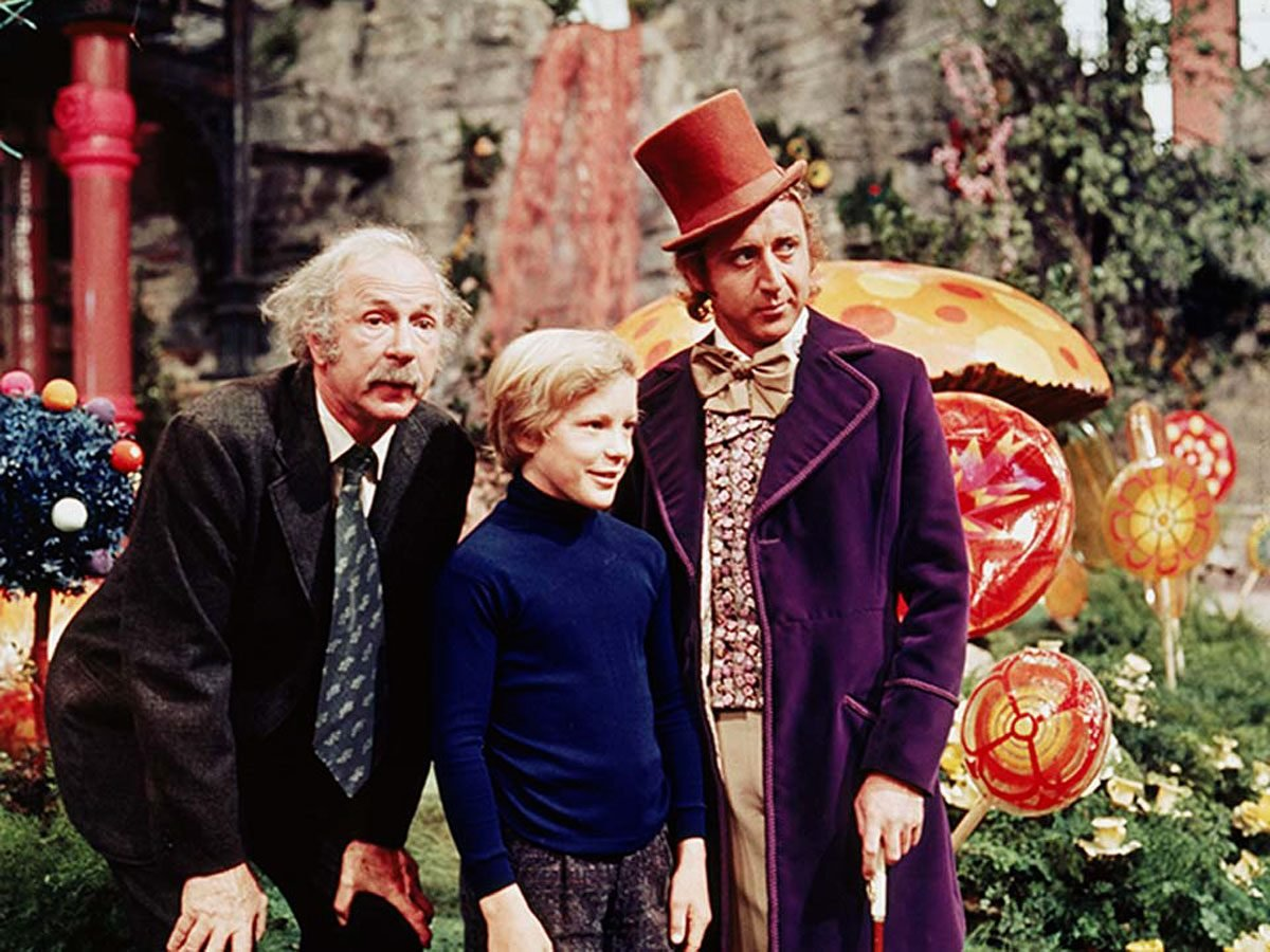 Classic movies on Netflix - Willy Wonka & The Chocolate Factory