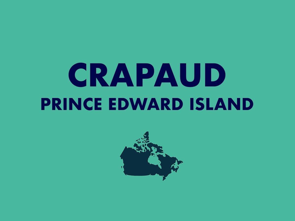 Crapaud, Prince Edward Island
