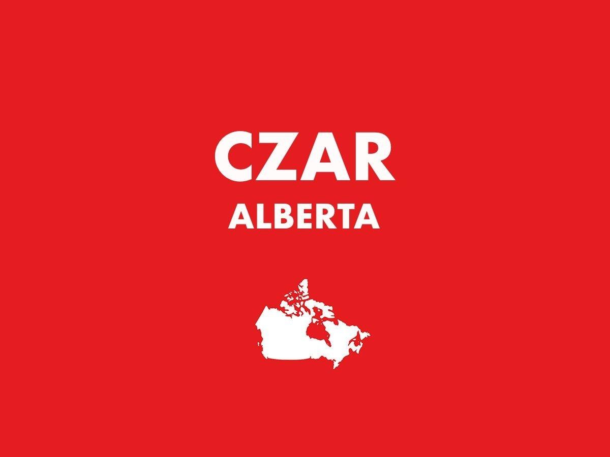 Czar, Alberta