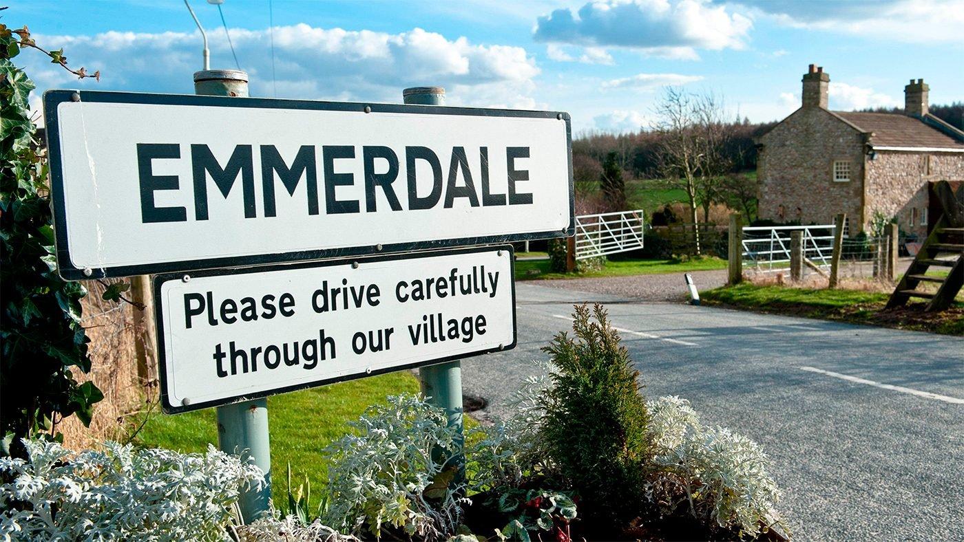 Emmerdale on BritBox
