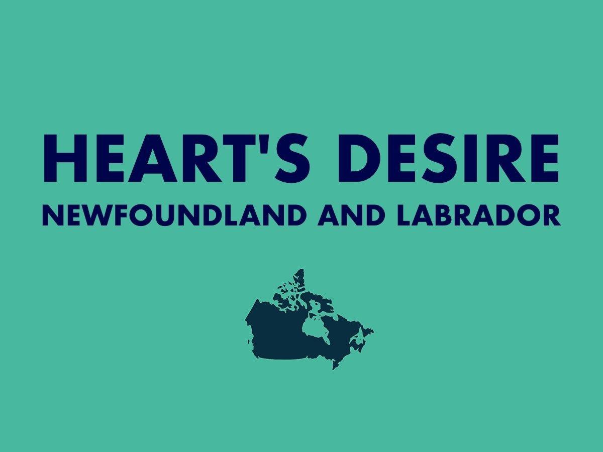 Heart's Desire, Newfoundland and Labrador
