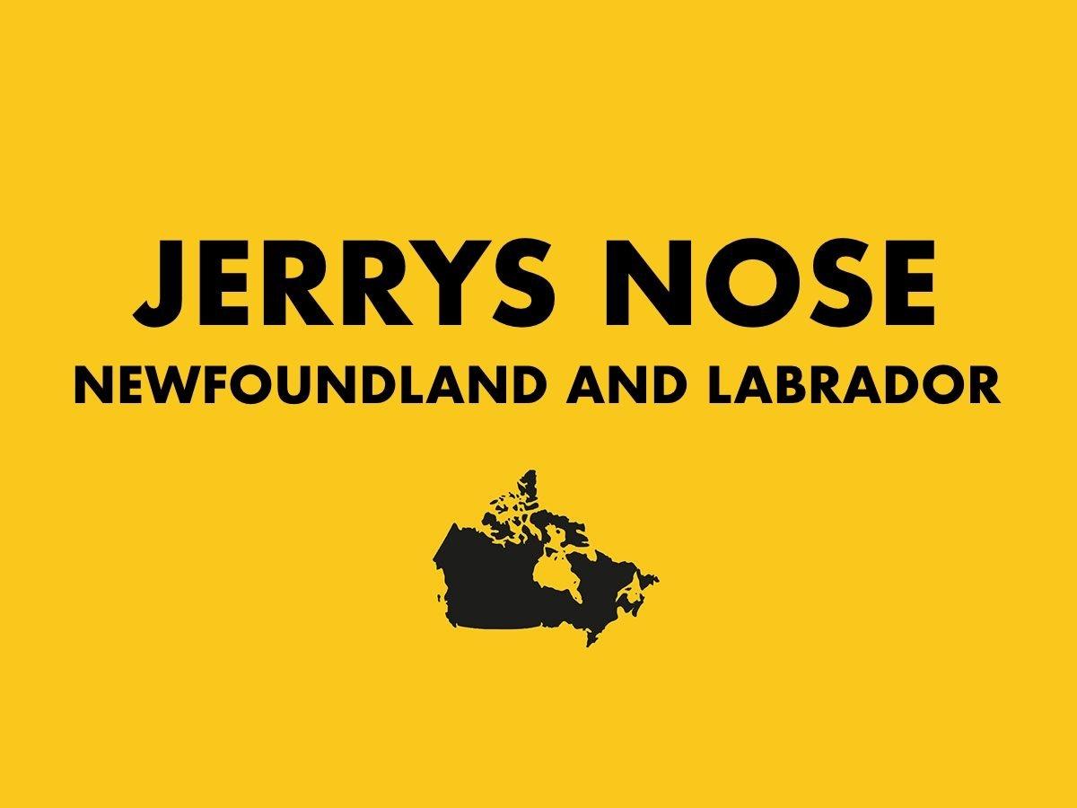 Jerrys Nose, Newfoundland and Labrador
