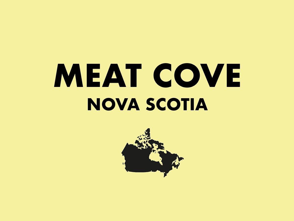 Meat Cove,Nova Scotia