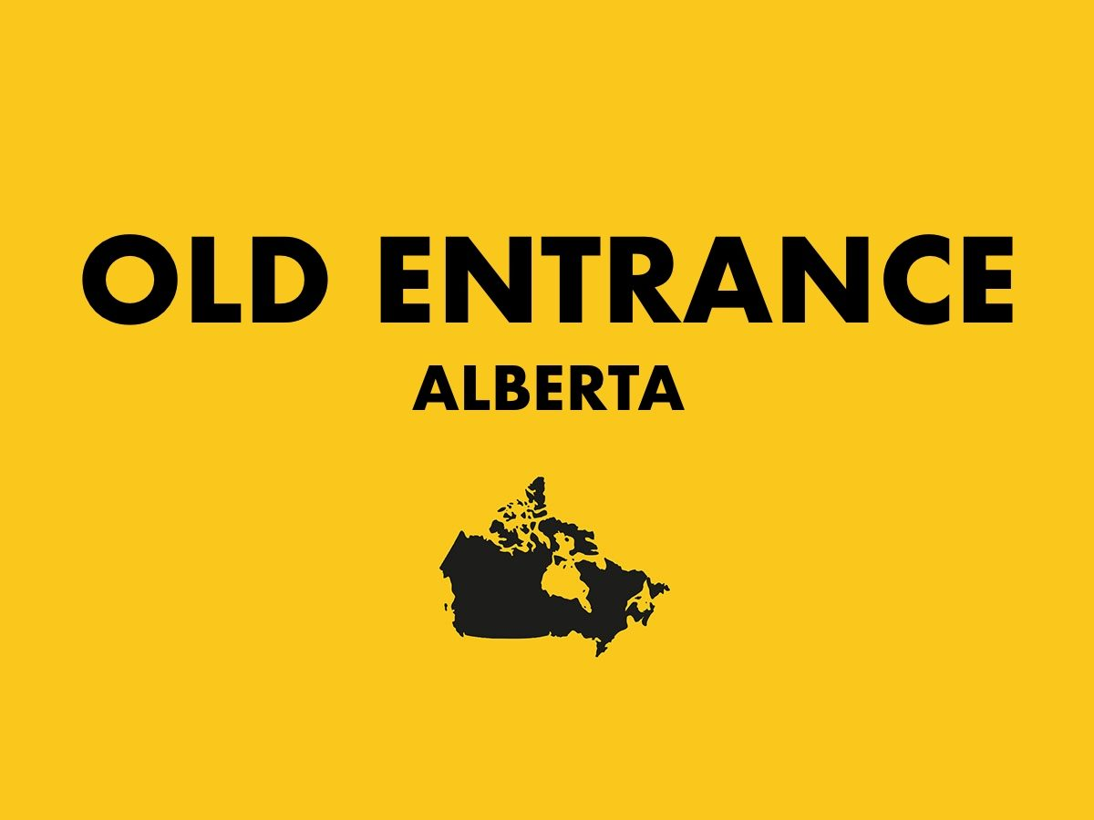 Old Entrance, Alberta